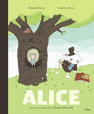 Boite Parot - Alice racontée aux