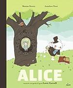 Alice racontée aux petits de Annelore Parot