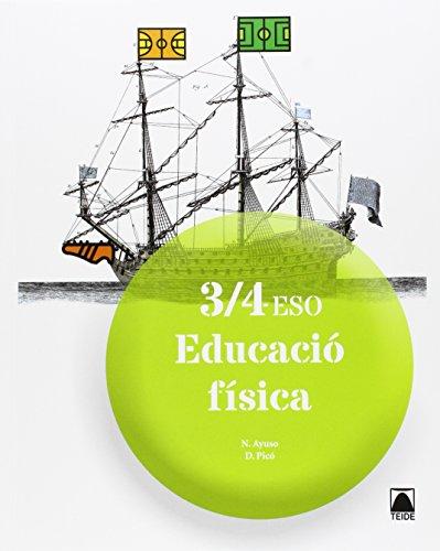 Educació física 3/4 ESO - 9788430790722 por Neus Ayuso Guinaliu