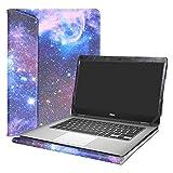Alapmk Spécialement Conçu Protection Housses pour 14' Dell Latitude 14 5491 5495...