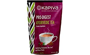 Kapiva Pro-Digest Ayurvedic Tea with Cinnamon - Boosts Digestion and Relieves Constipation - 100GM