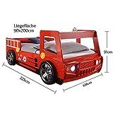 Feuerwehrautobett Spark - 4
