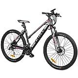 Hecht Catiss Elektro Mountainbike Lady E-Bike/Li-Ion 36V / 10,2Ah / Scheibenbremsen/RST-Federgabel/Shimano-Schaltung