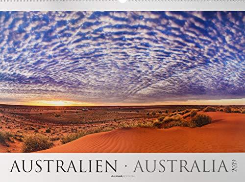 Australien 2019 - Australia - Bildkalender XXL (64 x 48) - Landschaftskalender - Naturkalender
