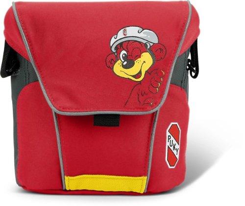 Preisvergleich Produktbild Puky LT 2 Kinder Fahrrad Lenker Tasche rot/gelb - 9723