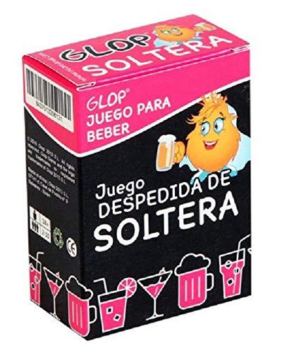 Glop Despedida de Soltera, Juego de Beber con 100 Cartas Diferentes