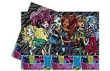 Monster High Deko Tischdecke