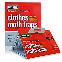 Procter Bros Ltd Pest-Stop, Confezione 2 trappole per tarme