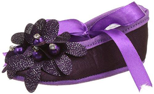 Barbie Baby Girl's Purple Booties - (9-12 months)