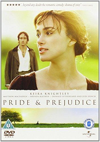 Pride And Prejudice [Edizione: Regno Unito] [Edizione: Regno Unito]