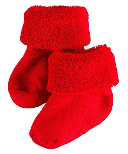 FALKE Baby Jungen (0-24 Monate) Socken Rot Rouge (Fire 8150)
