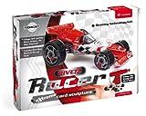 Rivetz Racer Card Sculpture