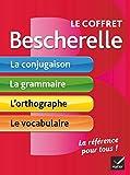Le coffret Bescherelle - Conjugaison, grammaire, orthographe, vocabulaire
