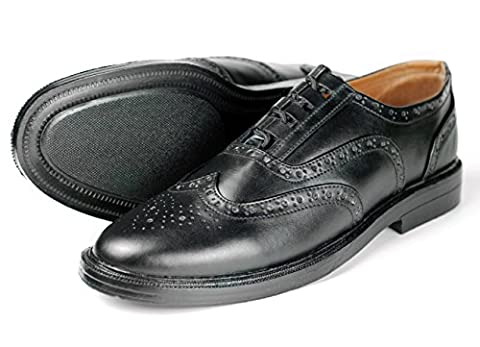Traditional Scottish Highland Ghillie Brogues Leather Shoes