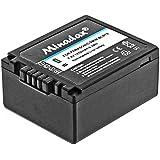 Minadax® qualitaets Batterie avec véritable 1250mAh pour Panasonic Lumix g2a, DMC-G2g2r, g2keb CD-R, DMC-FZ-g2keb de type K, DMC-G10, DMC-G10K, comme BLB13–Système de batterie intelligent avec puce