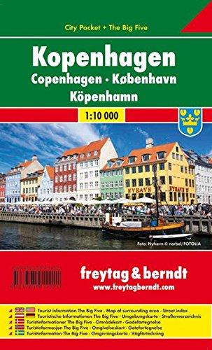Copenhagen CP f&b (r) por Freytag-Berndt und Artaria KG