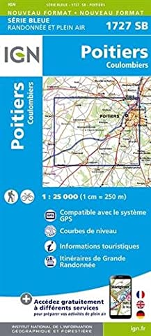 1727sb Poitiers/Coulombiers