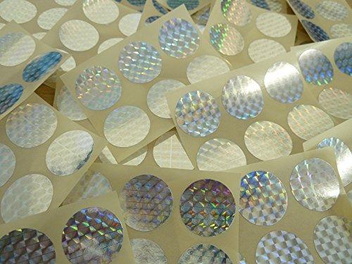 102-de-etiquetas-25-mm-circular-forma-de-prisma-brillante-con-adhesivos-para-baldosas-de-tinta-a-col