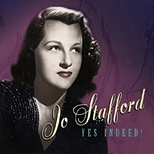 Jo Stafford -  Getting Sentimental Over Tommy Dorsey