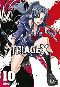 Triage X Edition simple Tome 10