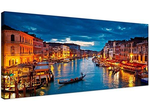 Cheap Canvas Prints di Venezia, Italia per salotto economiche-Wall Art City Wallfillers ® 1068