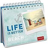 Life is better at the beach (Geschenkewelt Life is better at the beach)