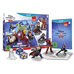 Disney Infinity 2.0: Marvel Super Heroes Starter-Set