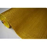 Fabrics de City Oro EVA musgo goma Glitter Manualidades plástico 2mm Plástico policíclicos, 4232
