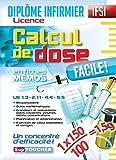 IFSI Calcul de dose facile - Diplôme infirmier
