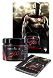 Limited Edition Gods Rage 300 Spartan Rage Pre-Workout Booster Trainingsbooster - inkl. Poster 250g
