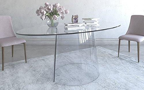 Tavolo Di Ufficio : Tavolo da ufficio o soggiorno in vetro. tavolo da ufficio riunioni