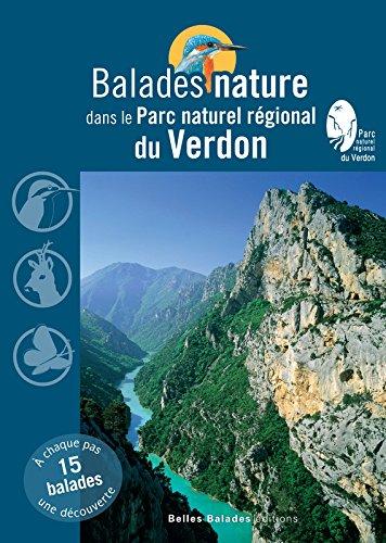 Balades nature dans le Parc naturel régional du Verdon par Christophe Bonnet