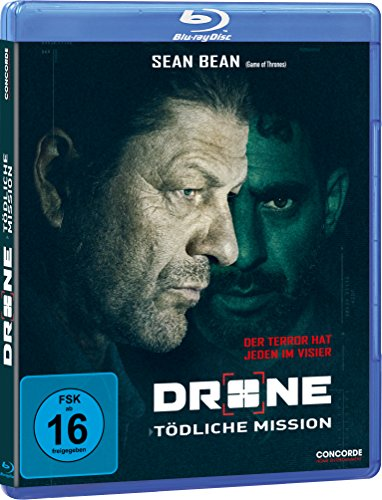 Drone – Tödliche Mission [Blu-ray]