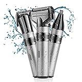Die besten Haarschneider Sets - Professionelle Elektrische Haarschneider Rasierer für Männer Nasenschneider Bart Bewertungen