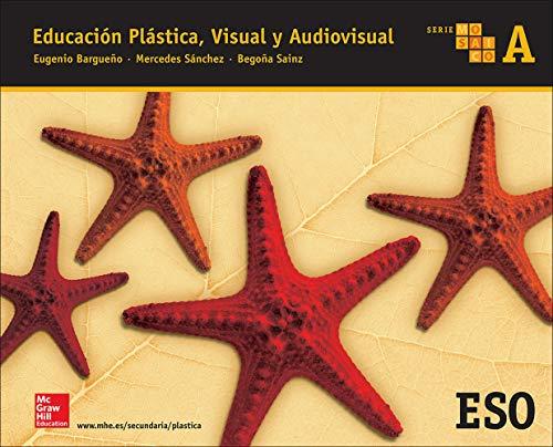 Educación Plástica, Visual Y Audiovisual. Mosaico A - Edición 2015 - 9788448607791