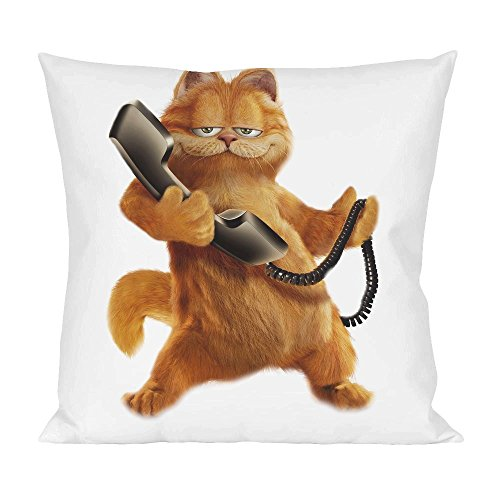 Garfield Is Calling To You Pillow -