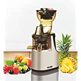 Glen Kitchen GL 4018 Cold Press Slow Juicer, BPA-Free Material - Powerful Motor - 250 W, Eco - Friendly - Easy To Clean