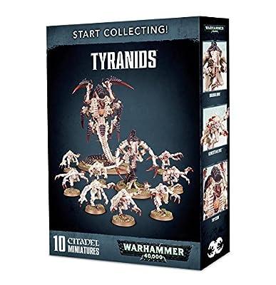 Games Workshop Jeux Atelier 99120106041Commencer à Collectionner Tyranide Miniature