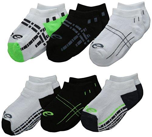 Preisvergleich Produktbild ASICS Herren Sportsocken Gr. M,  Green Gecko Assorted
