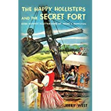 The Happy Hollisters and the Secret Fort: (Volume 9) (English Edition)