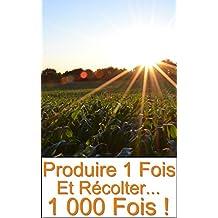 Produire 1 Fois - Récolter 1 000 Fois: Le Recyclage De Contenus Qui Rapportent À L'Infini ! (Copywriting Facile - Le Pouvoir Des Mots t. 10)