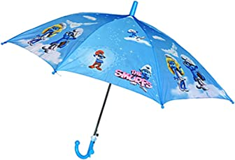 One Point Collections Printed Umbrella For Small Boys Kid Up To Age 10 Years (Assorted Design)