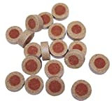 8in1 Minis Mega-Selection Hundesnacks (fettarm, glutenfrei, zuckerfrei, zehn verschiedene Sorten, Huhn Rind Lamm Kaninchen Pute Ente Hirsch Fisch), 1 kg Beutel (10 x 100g) - 28