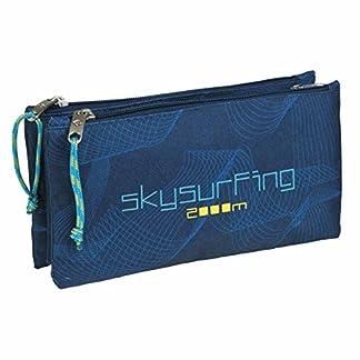 Busquets Estuche Escolar Triple Skysurfing by