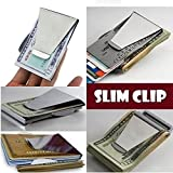 Slim Clip Double Sided Money Clip