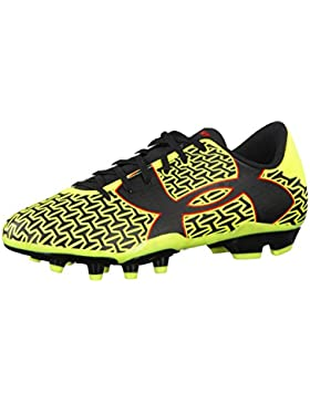 Under Armour UA B CF Force 2.0 FG Jr, Botas de fútbol para Niños