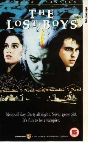 The Lost Boys Vhs 1987 Buy Online In Georgia Missing Category Value Products In Georgia See Prices Reviews And Free Delivery Over 200 ლ Desertcart