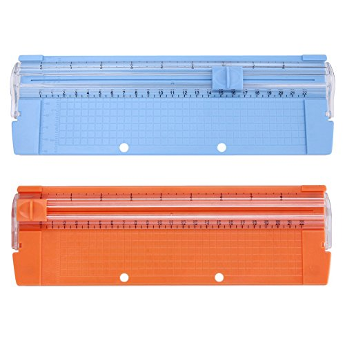 Demiawaking A4 / A5 Präzisions-Papier-Foto-Trimmer-Cutter-Scrapbook-Trimmer