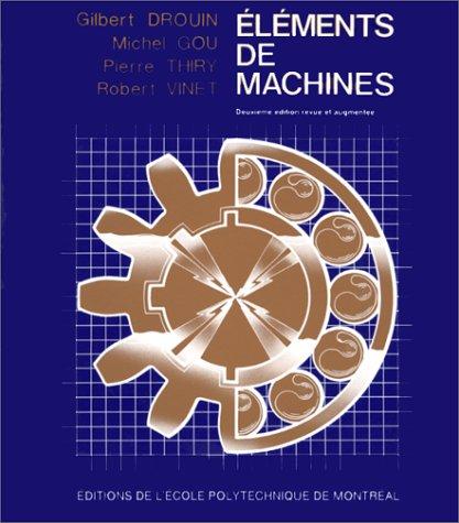 Éléments de machines