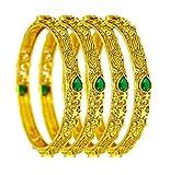 Satyam Jewellery Nx Traditional Gold Pla...